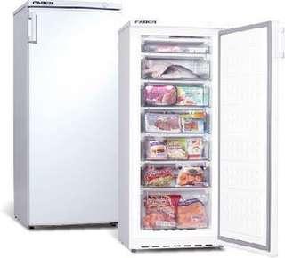 Faber upright freezer FZ188U