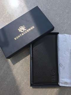 Kent & Curwen passport holder