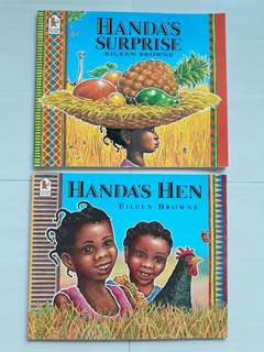 Walter Books - Handa's Hen & Handa's Surprise