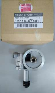 Nissan C22 Engine Oil Pump