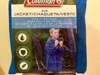 Coleman Youth Unisex Raincoat Jacket