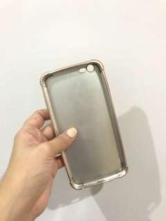 Pink iPhone bumper case 6/6s plus