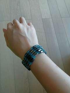 [一飾二用] Magnetic bracelet / necklace
