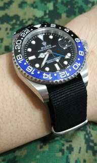 Military Style (Gmt in Nato strap)
