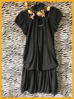 ATO Black Dress