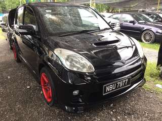 Perodua myvi 1.3 sxi manual 2006 blacklist can loan
