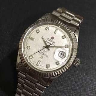Vintage Titoni Cosmo King Watch