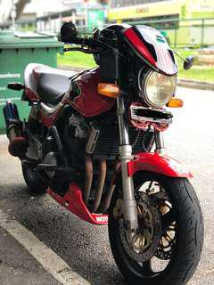 Cb400 Super 4 Spec 1