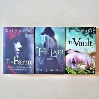 The Farm Series (Complete)