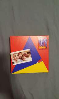 SHINee Story of Light album EP 1 kpop