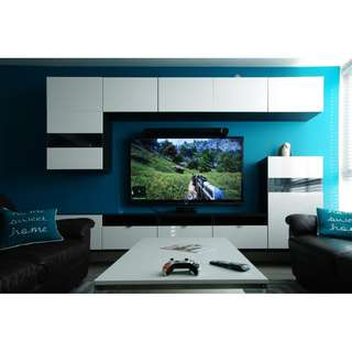 Modular Prefab Mini Entertainment Room