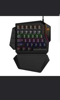 Gamesir GK100 keyboard