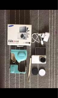 Samsung nx mini-white
