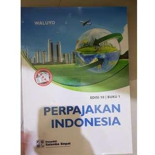 Buku Perpajakan Indonesia