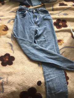 Factory mom jeans brand new!