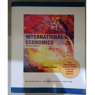 International Economics - International Edition