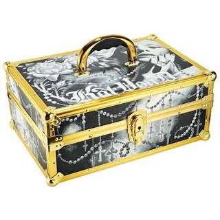 Kat Von D 10th anniversary limited edition train case