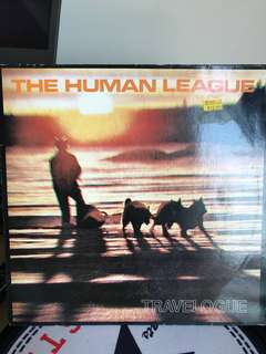 The Human League - Travelogue - Vinyl