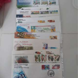First Day Covers - Y2000-Y2009 - Malaysia