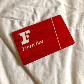 Fitness First Platinum Aura Gym Membership (2 Available)