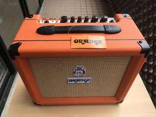 🚚 ORANGE(型號:CRUSH 20)電吉他音箱