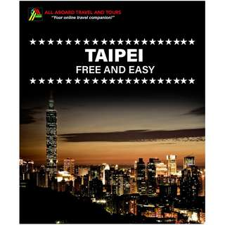 Taipei Free and Easy Land Arrangement for 2 Persons