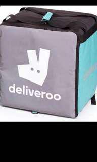 Deliveroo thermal bagpack