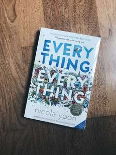Every Thing Every Thing by Nicola Yoon #July100