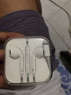Jual Earphone Iphone 7