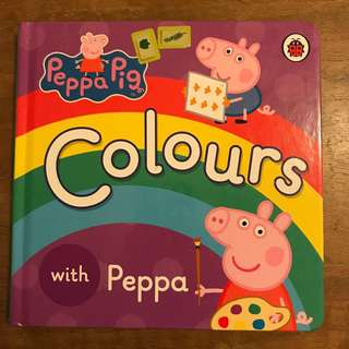 Children Book (Colours with Peppa)(Peppa Pig)