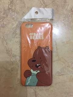 we Bare Bears Hard Case