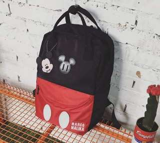 Mickey Mouse Backpack Bag