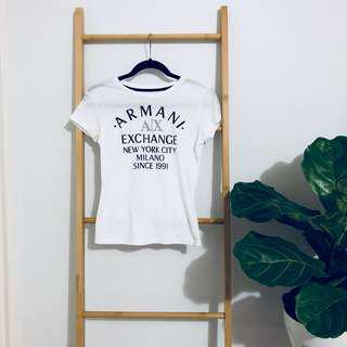 Armani Exchange Top