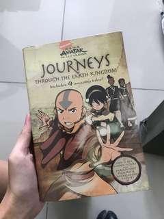 Avatar The Legend of Aang Book