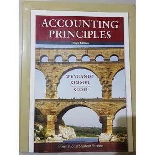 Accounting Principles (International Student Version, 9th Edition)