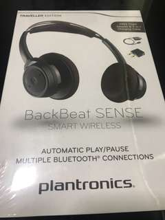BN Sealed plantronics backbeat sense