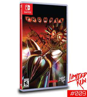[PO CLOSED] SWITCH LIMITED RUN #9: THUMPER [PREORDER]