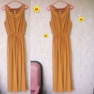Dress panjang lucu