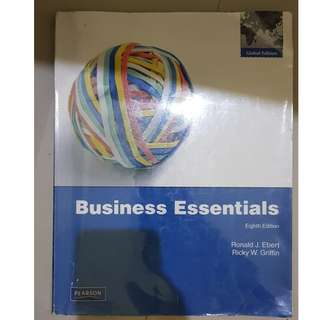 Business Essentials - Global Edition