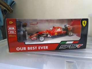 "Maisto Shell Ferrari SF15-T ""Eva"" RC Car"