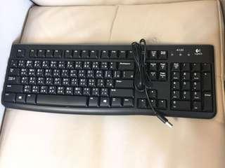 Keyboard-USB 頭