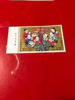 中國郵票2007-14
