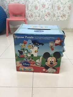 Disney Jigsaw Puzxle