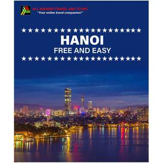 Hanoi Free and Easy Land Arrangement for 2 Persons