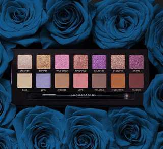 [20% OFF NP RM250!!! PRE ORDER OPEN] Anastasia Beverly Hills Norvina Eye Shadow Palette