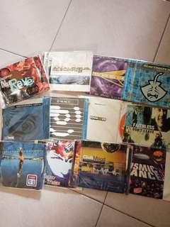 trance music  CD