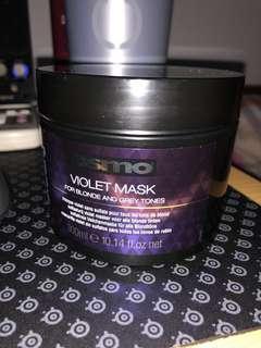 Osmo violet mask