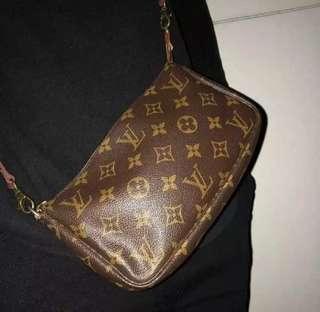 日本二手 Louis Vuitton 單肩包