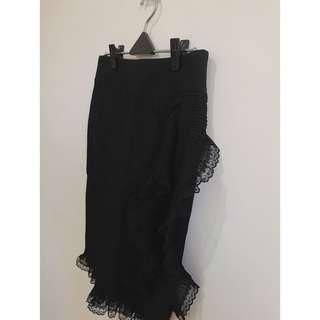 🚚 蕾絲窄裙
