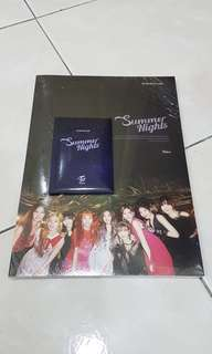 [Ready Stock]TWICE DTNA Dance The Night Away Album SEALED